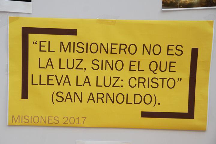 Letreros de Misiones