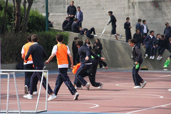 Actividades Deportivas por la Madre Trinidad