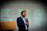 Conferencia La Trampa de la Nicotina