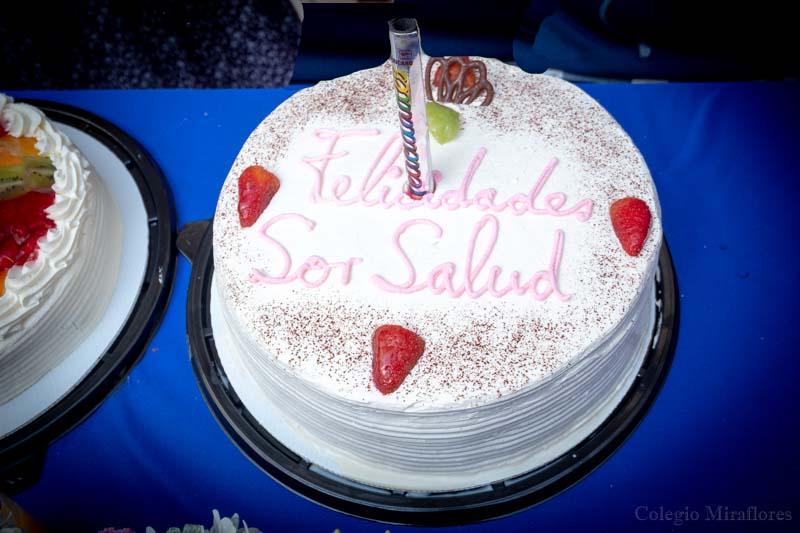 Cumpleaños Madre Salud