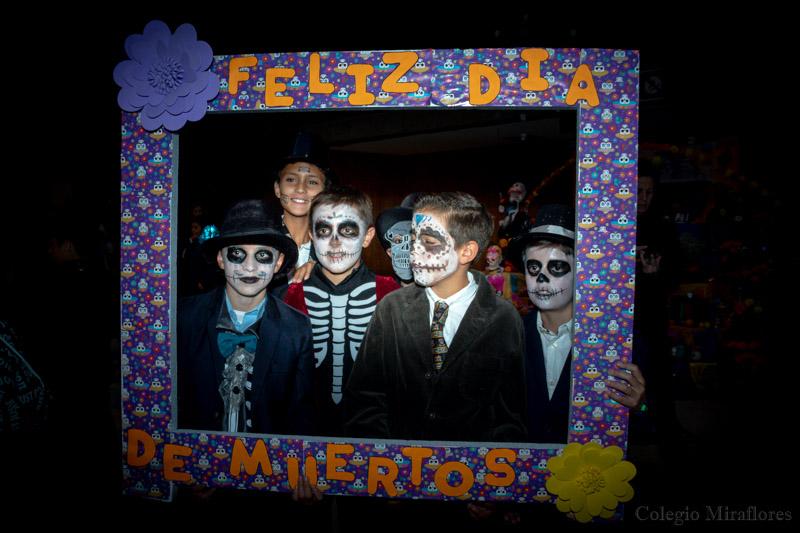 Festejo Dia de Muertos