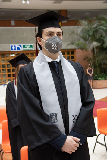 Graduacion de 6to. de Bachillerato