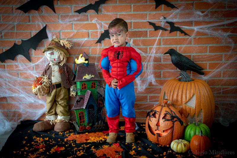 Halloween Preescolar