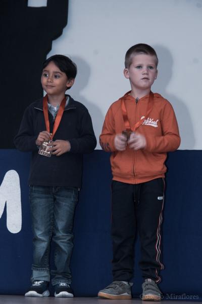 Segundo Torneo de Ajedrez Miraflores